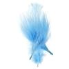 """Marabou Feathers 4-6"""" Turquoise"""